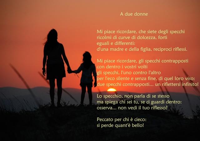 A due donne