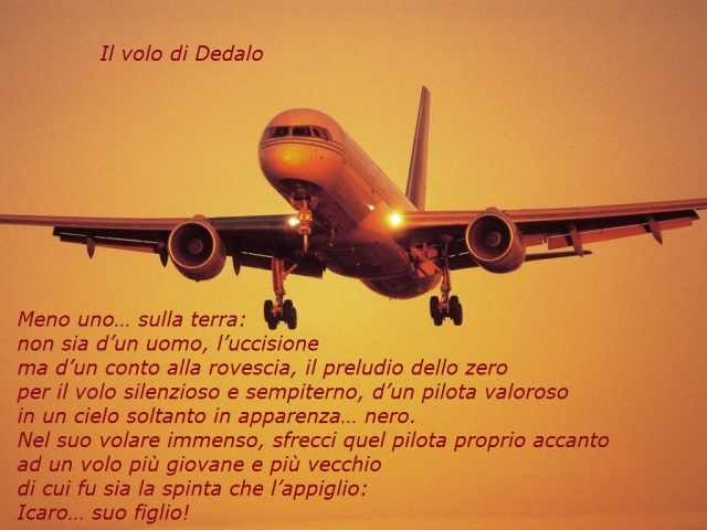 Il volo di Dedalo-1
